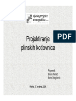 Projektiranje Plinskih Kotlovnica 27.05.06.