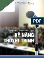 Ky Nang Thuyet Trinh.23.03.2018( 6 Buoi). (T6,T7,CN)