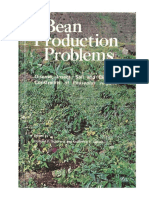 Bean Productions Problems of phaseolus vulgaris