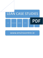 Lean Case Studies 11 Cases
