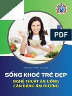 Song Khoe, Tre, Dep - An Uong Can Bang Am Duong. 08.03.2018