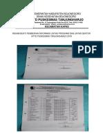 1.2.2.1. Rekam Bukti Pemberian Informasi Lintas Program Lintas Sektor