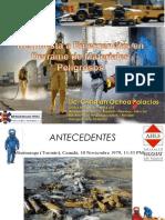 Incidentes  Materiales Peligros