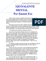 7347327 Emmet Fox El Equivalente Mental
