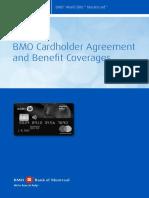 World Elite Cardholder Agreement