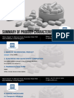 Lisinopril  - Summary of Product Characteristics