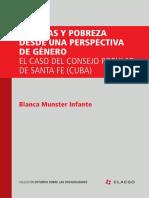 Remesas y Pobreza Desde Una Perspectiva de Género El Caso Del Consejo Popular de Santa Fe (Cuba)