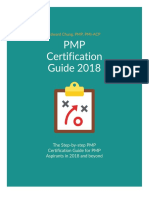 Pmp Exam Guide 2018