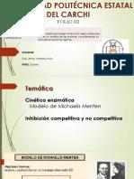 4.1 FOLIO 3 ENZIMAS Actividad Enzimática