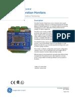 2300 Series Vibration Monitors