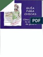 Violencia de Género. Guía Para Mujeres.