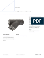 Data Sheets Bulletin Yarway Wye Type Pipeline Strainers Yarway en en 2722064