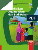 Buku Siswa Kelas 1. Pendidikan Agama Islam dan Budi Pekerti.pdf