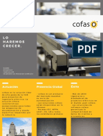 Folleto de cofaso