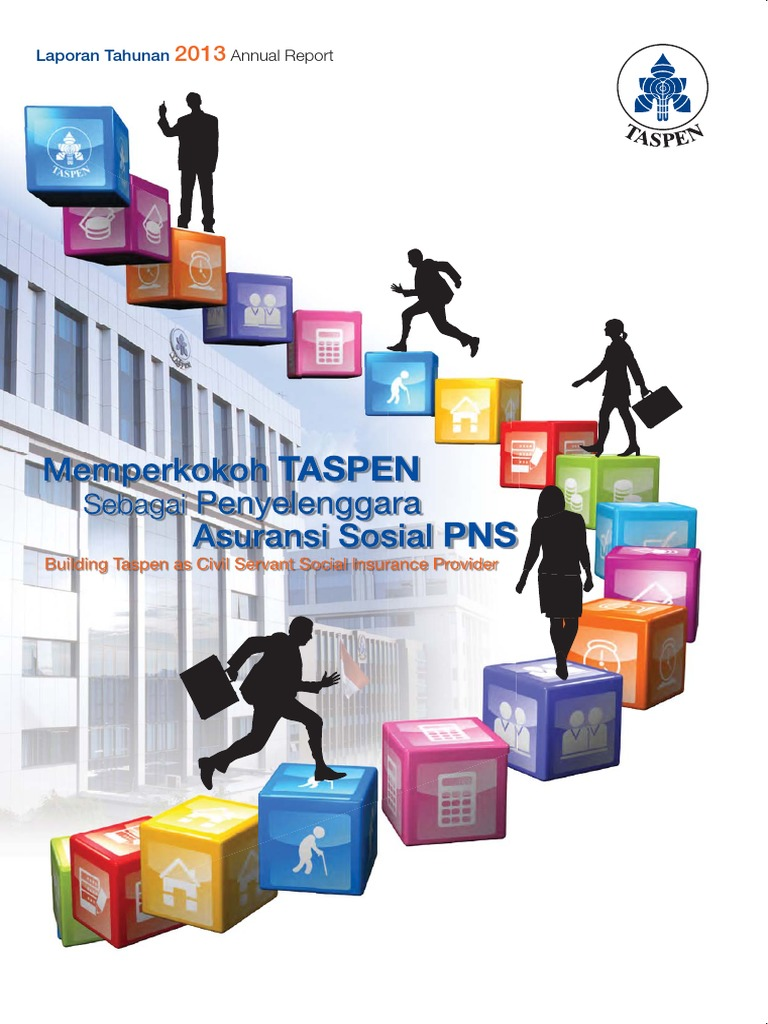Taspen annual report 2013
