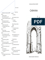 Carmina Latine Scripta