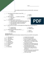 Dna Quiz (PDF)