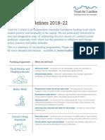 Trust for London Funding Guidelines 150dpi