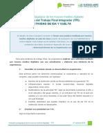 Consigna Actividad Ida y Vuelta TFI