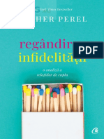 Regandirea Infidelitatii - Esther Perel
