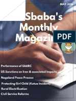 IASbaba May 2018 Current Affairs Magzine.compressed