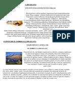 Cuento de El Zorro y La Huallata en Quechua