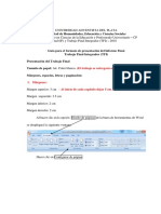 2018-Guia Para Formato de Presentacion de TFI-If