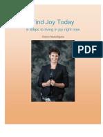 Find Joy Today