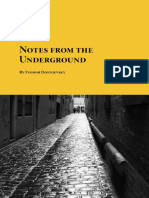 Dostoievski - Notes From the Underground