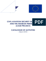 Activities- Civil Aviation Security in Africa and Arabian Peninsula
