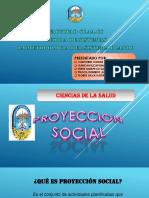 Diapositivas Proyeccion Social