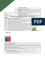 Anexo N-12 Ejemplos de Planificación de Experiencias de Aprendizaje