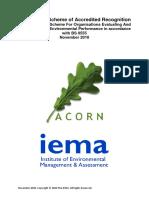 Acorn Scheme Guidelines Document 2010[1]