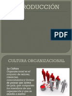 Cultura Organizacional 1