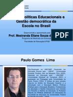 Estado e Politicas Educacionais - Apresentacao Eliane Souza de Carvalho - FAED - UFGD