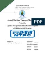 G-4 AMTM Project_Jaypee Business School