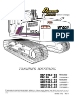 Kobelco Mark 6e Training Manual