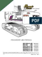 Kobelco Mark 6e Training Manual