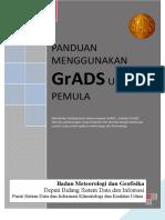 PANDUAN GrADS PEMULA.doc
