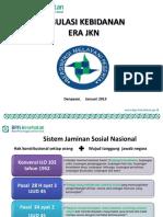 Materi Kebidanan IBI 2015