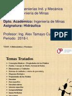 4.Hidrostática y Presiones, Ejercicios (1)