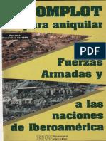 El complot para aniquilar a las Fuerzas Armadas y a las naciones de Iberoamérica - Gretchen Small y Dennis Small (coord.)