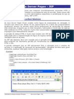[JSP] ISEP - Java Server Pages (Português)
