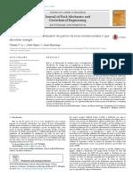 Una revisión sobre el rendimiento de pernos de roca convencionales y que absorben energía