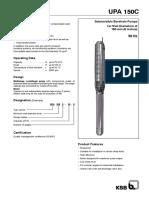 Anexo 11 - Catalogo Ksb 150 c16