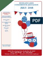 July 2018 Herald