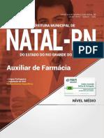 _Aux. de Farmácia - Nova Concurso
