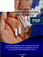 Manual Prevencion y Promocion en La Atencion Farmaceutica
