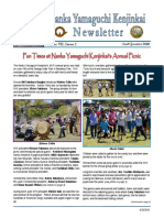 2018 2nd Qtr NYK Newsletter / Summer 2018