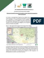 Acuerdo de conservación de Paso Caballos